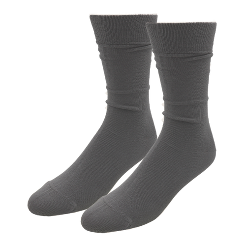 Anthrazit Herrensocken - E.L. Cravatte (1)